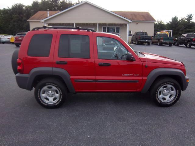 2003 jeep liberty sport for sale in lebanon pennsylvania classified. Black Bedroom Furniture Sets. Home Design Ideas