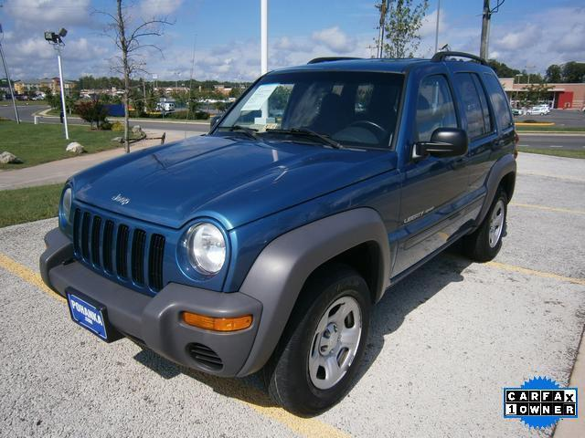 2003 jeep liberty sport for sale in fredericksburg virginia classified. Black Bedroom Furniture Sets. Home Design Ideas