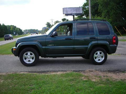 2003 jeep liberty suv limited edition sport utility 4d for sale in longs south carolina. Black Bedroom Furniture Sets. Home Design Ideas