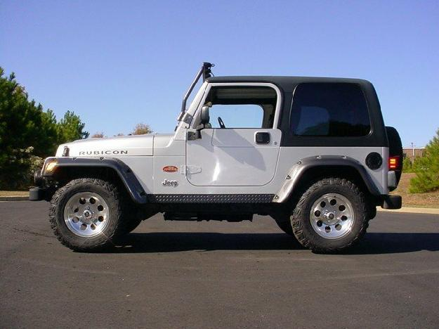 2003 jeep wrangler 2dr rubicon for sale in lexington south carolina classified. Black Bedroom Furniture Sets. Home Design Ideas