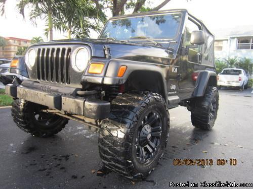 2003 jeep wrangler commando edition for sale in kansas. Black Bedroom Furniture Sets. Home Design Ideas