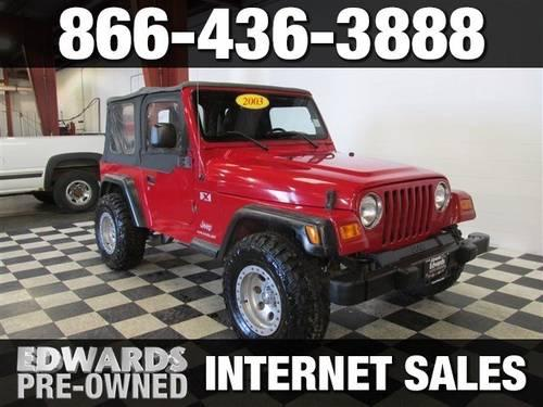 2003 jeep wrangler convertible x for sale in co bluffs iowa classified. Black Bedroom Furniture Sets. Home Design Ideas