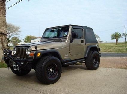 2003 jeep wrangler must see for sale in saint louis missouri classified. Black Bedroom Furniture Sets. Home Design Ideas