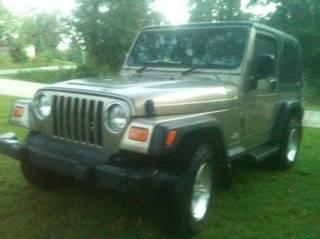 2003 jeep wrangler right hand drive mail postal jeep for sale in benton arkansas classified. Black Bedroom Furniture Sets. Home Design Ideas