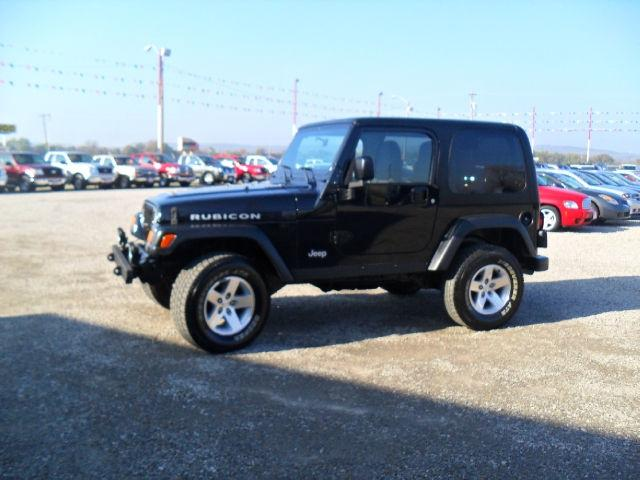 2003 jeep wrangler rubicon for sale in roland oklahoma classified. Black Bedroom Furniture Sets. Home Design Ideas