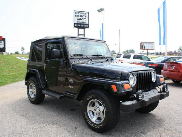 2003 jeep wrangler sahara for sale in henderson north carolina. Cars Review. Best American Auto & Cars Review
