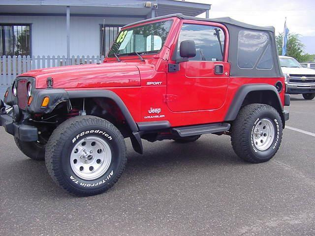 2003 jeep wrangler sport for sale in albuquerque new mexico. Cars Review. Best American Auto & Cars Review