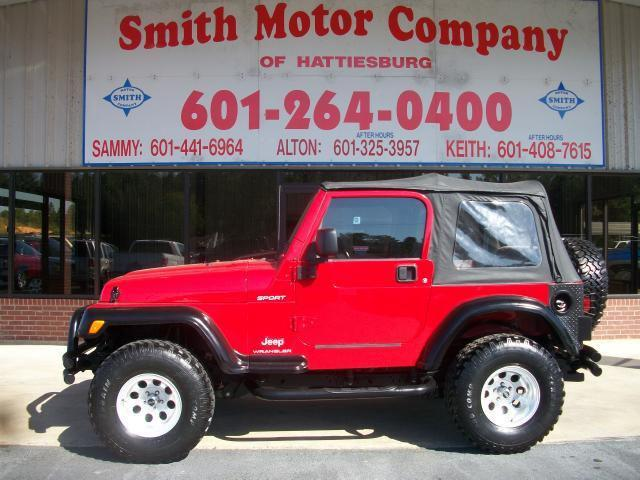 2003 jeep wrangler sport for sale in hattiesburg mississippi classified. Black Bedroom Furniture Sets. Home Design Ideas