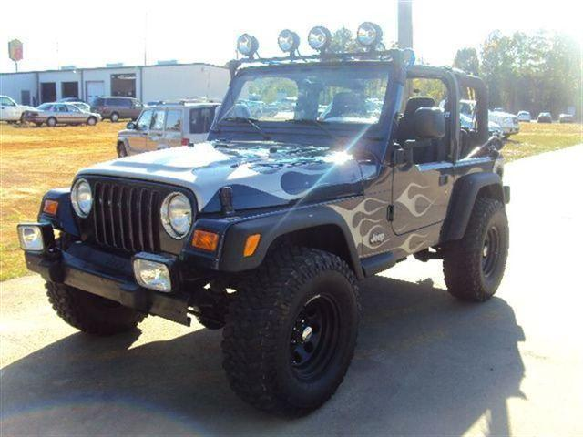 2003 jeep wrangler sport for sale in moody alabama classified. Cars Review. Best American Auto & Cars Review