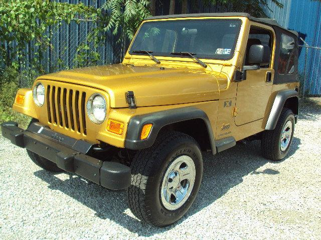 2003 jeep wrangler x for sale in martins ferry ohio classified. Black Bedroom Furniture Sets. Home Design Ideas