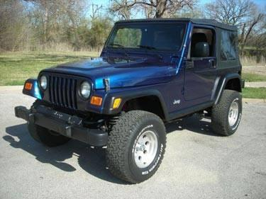 2003 Jeep Wrangler X - Lifted