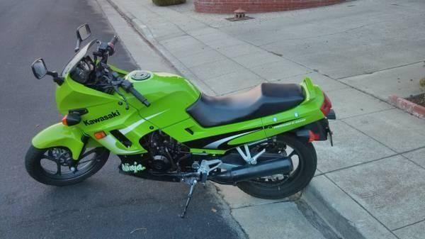 2003 Kawasaki Ninja 250cc 8k Miles For Sale In Santa Clara