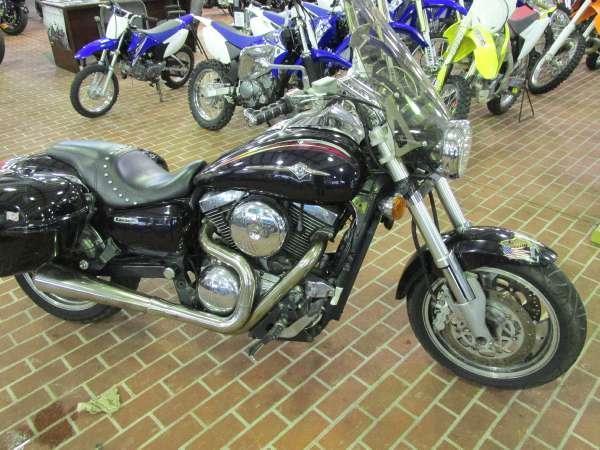 2003 Kawasaki Vulcan 1500 Mean Streak For Sale In