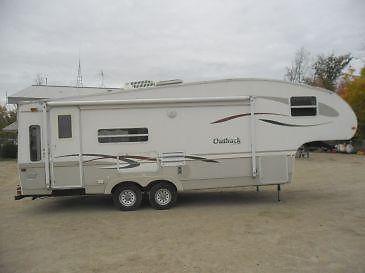 2003 keystone liteway outback 527rls 27 for sale in detroit lakes minnesota classified