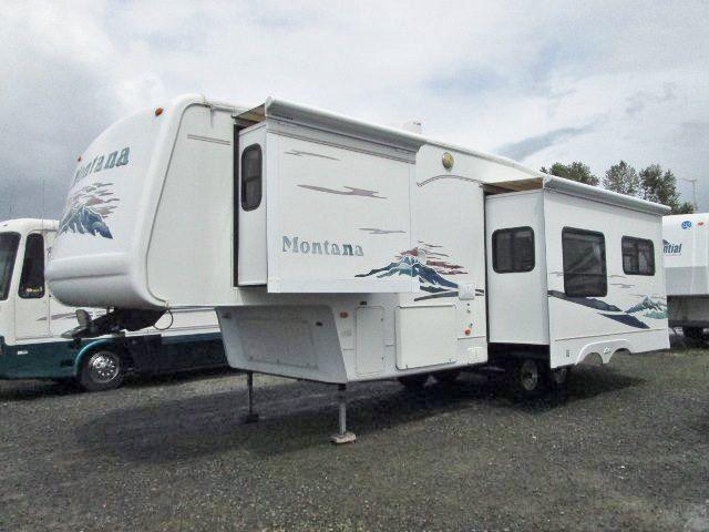 Montana 5Th Wheel For Sale >> 2003 Keystone Montana 5th wheel...2 slideouts...one owner ...