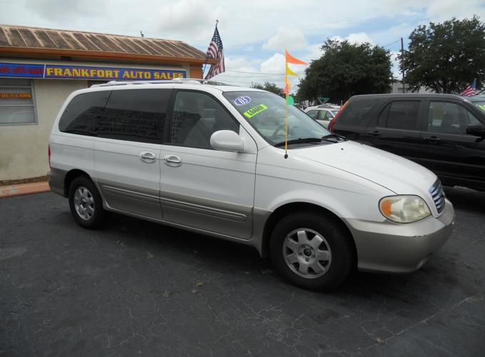 No Credit Check Car Lots >> 2003 Kia Sedona | 2003 Kia Sedona Car for Sale in Naples FL | 4427168207 | Used Cars on Oodle ...