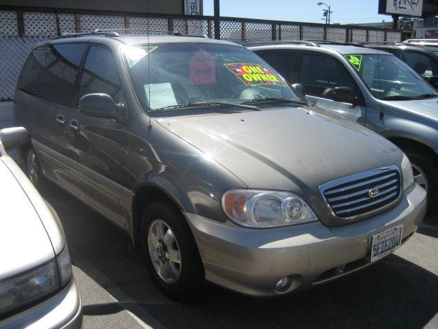 Kia Finance Bad Credit >> 2003 Kia Sedona EX for Sale in Los Angeles, California ...