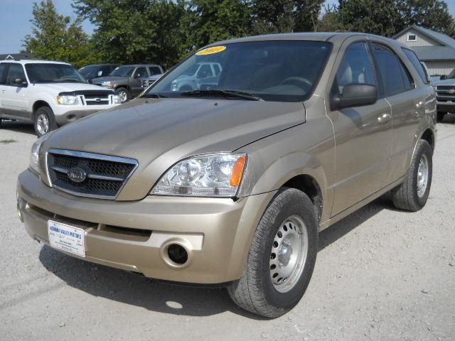 2003 Kia Sorento Lx For Sale In Seneca Kansas Classified