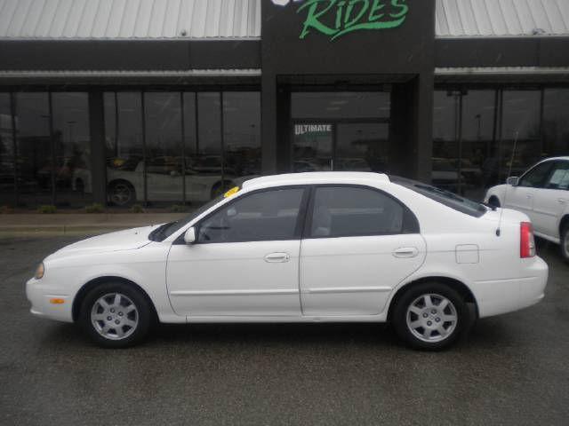 2003 Kia Spectra Gs For Sale In Appleton  Wisconsin Classified