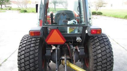 2003 Kubota Tractor L4630 Gst 4wd For Sale In Tulsa