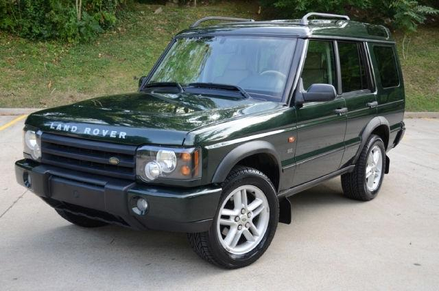 2003 land rover discovery se for sale in nashville. Black Bedroom Furniture Sets. Home Design Ideas