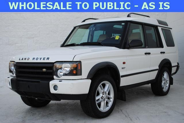 2003 land rover discovery se for sale in tulsa oklahoma classified. Black Bedroom Furniture Sets. Home Design Ideas