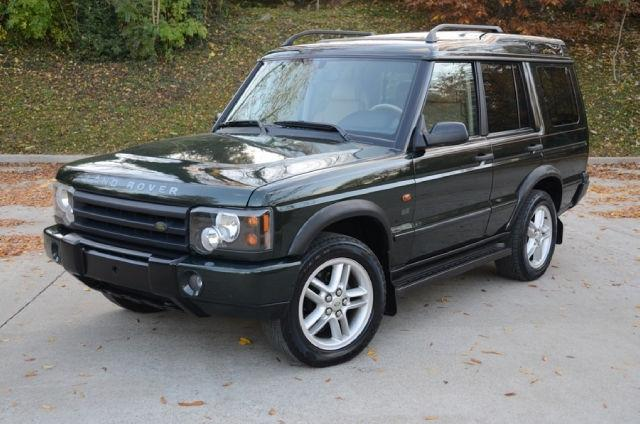 2003 Land Rover Discovery Se For Sale In Nashville