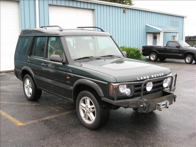 2003 land rover discovery se for sale in louisville kentucky classified. Black Bedroom Furniture Sets. Home Design Ideas