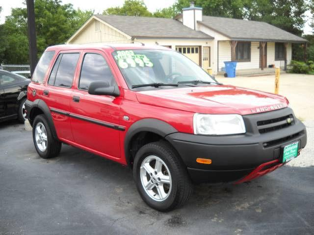 2003 land rover freelander s for sale in greenwood. Black Bedroom Furniture Sets. Home Design Ideas