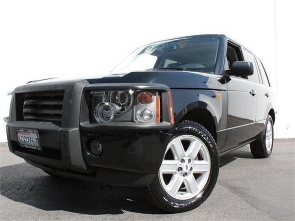 2003 land rover range rover for sale in bellevue washington classified. Black Bedroom Furniture Sets. Home Design Ideas