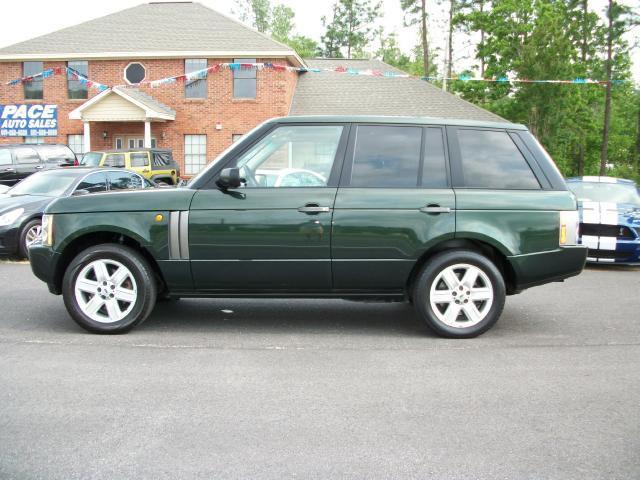 2003 land rover range rover hse for sale in hattiesburg mississippi classified. Black Bedroom Furniture Sets. Home Design Ideas