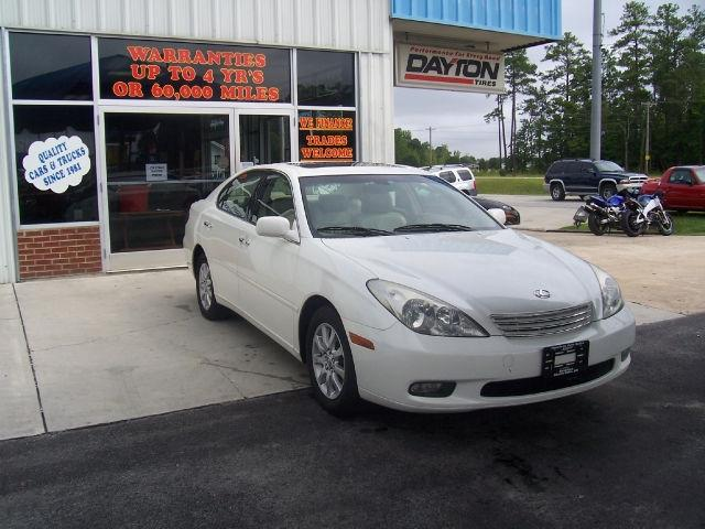 2003 lexus es 300 2003 lexus es 300 car for sale in havelock nc 4369220284 used cars on. Black Bedroom Furniture Sets. Home Design Ideas