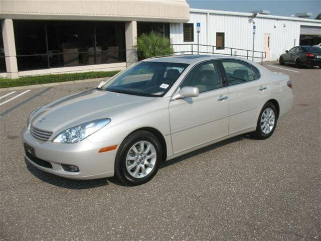 2003 lexus es 300 2003 lexus es 300 car for sale in jacksonville fl 4365334205 used cars. Black Bedroom Furniture Sets. Home Design Ideas