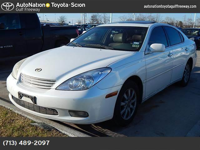 2003 lexus es 300 2003 lexus es 300 car for sale in houston tx 4282576803 used cars on. Black Bedroom Furniture Sets. Home Design Ideas