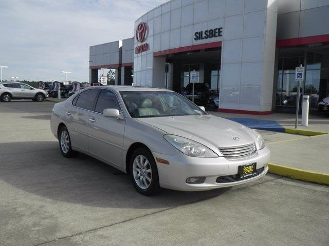 2003 lexus es 300 base 4dr sedan for sale in silsbee texas classified. Black Bedroom Furniture Sets. Home Design Ideas