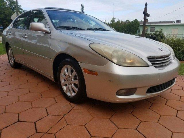 2003 lexus es 300 base 4dr sedan for sale in pembroke park florida classified. Black Bedroom Furniture Sets. Home Design Ideas