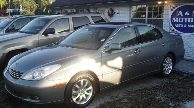 2003 lexus es300 navigation low miles ez financing for sale in tampa florida classified. Black Bedroom Furniture Sets. Home Design Ideas