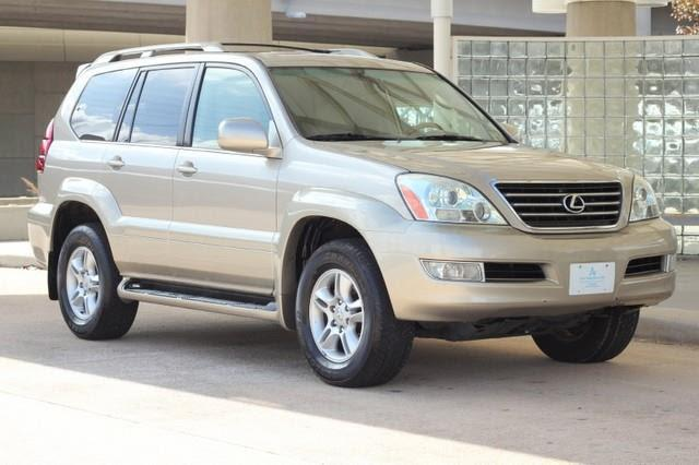 2003 lexus gx 470 for sale in dalton georgia classified. Black Bedroom Furniture Sets. Home Design Ideas