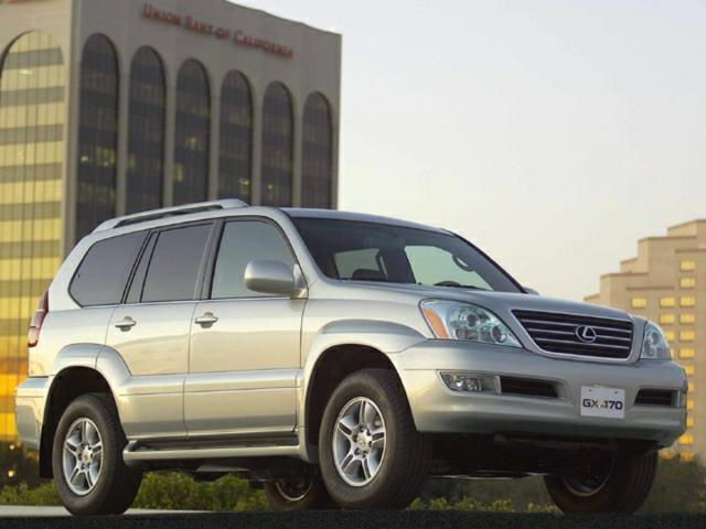 2003 Lexus GX 470 Base 4dr 4WD SUV