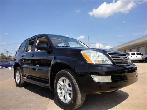 2003 lexus gx 470 suv awd suv for sale in guthrie north carolina classified. Black Bedroom Furniture Sets. Home Design Ideas