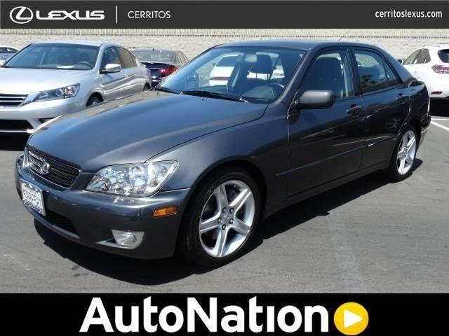 2003 lexus is 300 for sale in artesia california classified. Black Bedroom Furniture Sets. Home Design Ideas