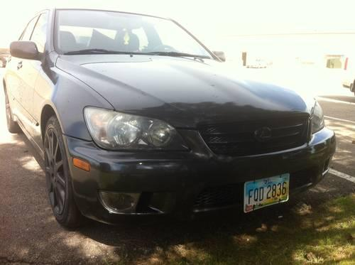 2003 lexus is300 charcoal grey manual 112k mi for sale in wooster ohio classified. Black Bedroom Furniture Sets. Home Design Ideas