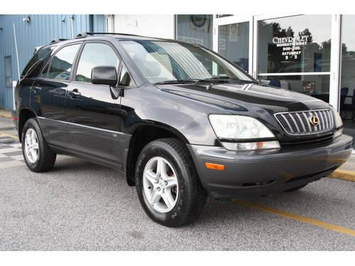Cars For Sale In Columbia Sc >> 2003 Lexus RX 300 SUV 4X4 for Sale in Darlington, South ...