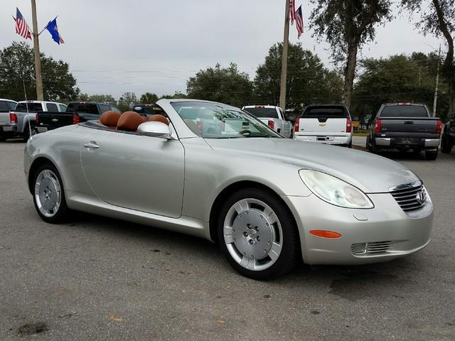 2003 lexus sc 430 base 2dr convertible for sale in jacksonville florida classified. Black Bedroom Furniture Sets. Home Design Ideas