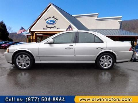 2003 LINCOLN LS 4 DOOR SEDAN