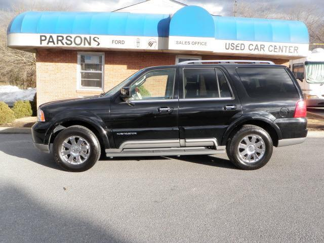 2003 lincoln navigator luxury for sale in martinsburg. Black Bedroom Furniture Sets. Home Design Ideas