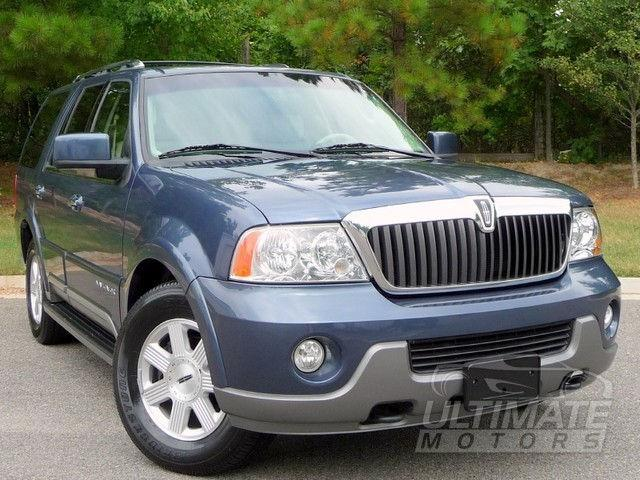 2003 lincoln navigator luxury for sale in midlothian. Black Bedroom Furniture Sets. Home Design Ideas