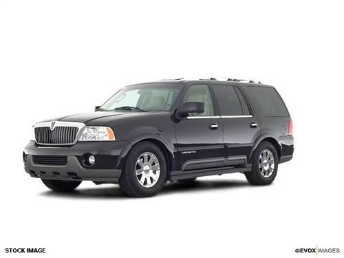 2003 lincoln navigator suv for sale in bon air south carolina classified. Black Bedroom Furniture Sets. Home Design Ideas