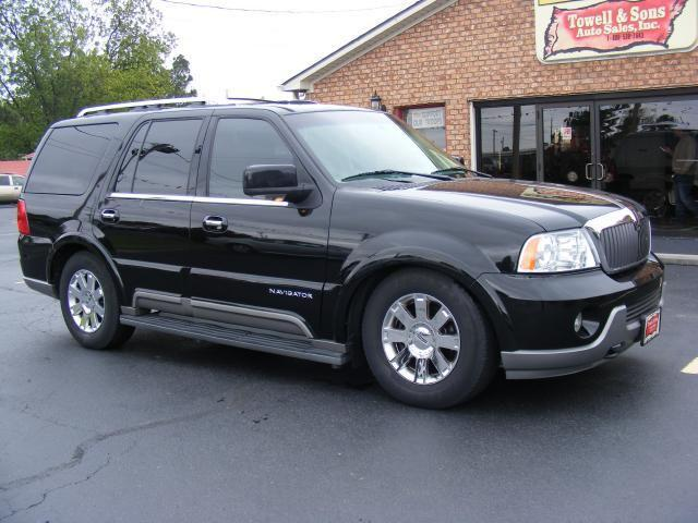 2003 lincoln navigator ultimate for sale in manila. Black Bedroom Furniture Sets. Home Design Ideas