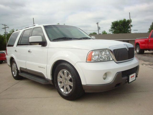 2003 lincoln navigator ultimate for sale in skiatook. Black Bedroom Furniture Sets. Home Design Ideas